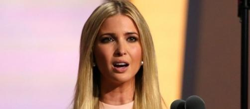 Ivanka Trump remains silent after the president's sexist remarks. (Wikimedia/Ali Shaker/VOA)