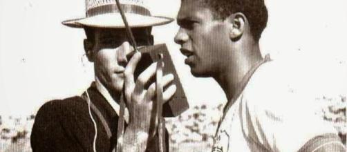 Jair intervistato negli anni 60