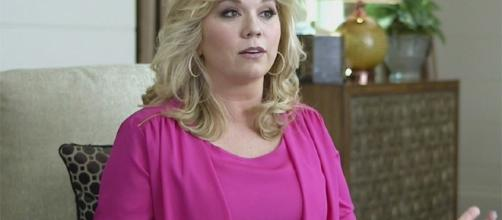 Julie Chrisle from a 'Chrisley Knows Best' screenshot