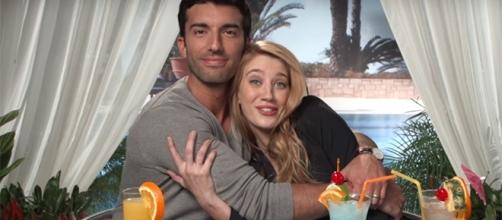 "Justin Baldoni and Yael Grobglas are part of the racially diverse cast of ""Jane the Virgin."" (YouTube/The CW)"