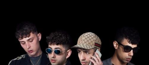 La Dark Polo Gang, il fenomeno rap del momento.