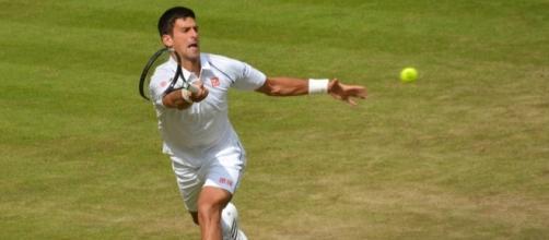 Novak Djokovic could get back to No. 1 after Wimbledon / Photo via Carine06, www.flickr.com