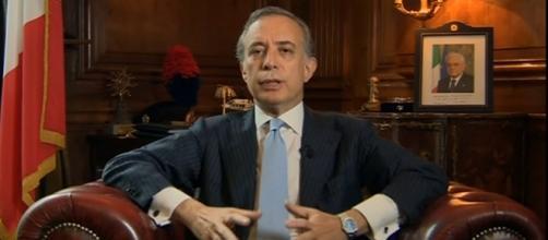 Pasquale Terracciano, ambasciatore d'Italia nel Regno Unito