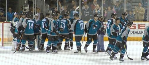 San Jose Sharks (Wikimedia Commons - wikimedia.org)