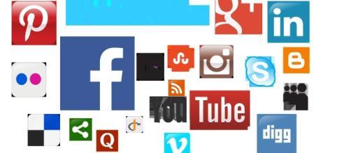 Social Media via Wikimedia Commons