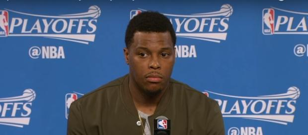 Kyle Lowry re-signs with Raptors for 3 years worth $100 million - (Image credit: youtube.com)