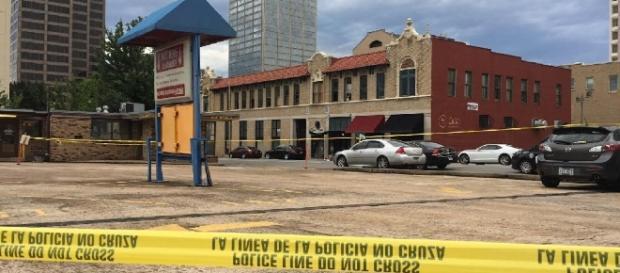 Nearly 28 people were injured in the Arkansas nightclub shooting. [Image via Brooklyn Vegan/brooklynvegan.com]