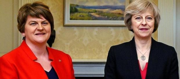 What will the DUP's Arlene Foster ask for in deal with Theresa May? - telegraph.co.uk