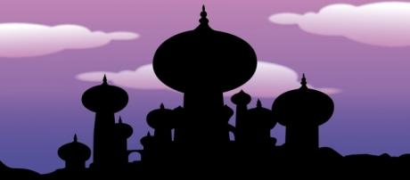 A depiction of Agrabah | Photo by yumiko124 via Pixelbay.com