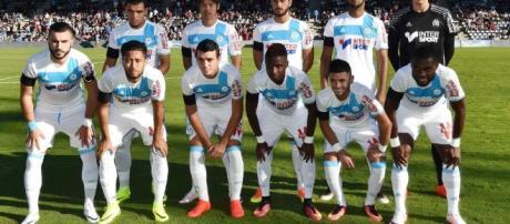 Effectif de l'Olympique de Marseille (2016-2017)