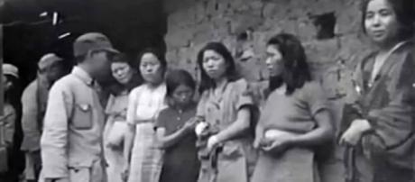 Imágenes de las esclavas sexuales que Japón usaba en la Segunda ... - com.ec