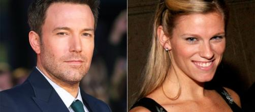 Ben Affleck moves on from Jennifer Garner with 'SNL' producer Lindsay Shookus. (Image Credit: Saturday Night Live/YouTube)