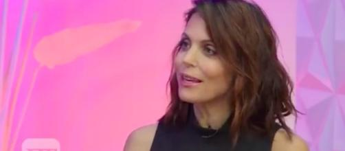 """Bethenny Frankel from """"The Real Housewives of New York"""" / Screenshot via YouTube"""