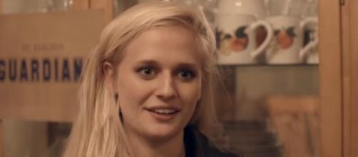 "Carly Schroeder will play the role of Serena Baldwin again in ""General Hospital."" (Source: Youtube/Prep School)"