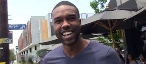 "DeMario Jackson can't wait to see his ""Bachelor in Paradise"" castmates again - YouTube/TMZ"