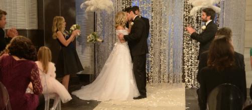 General Hospital Photos: Nathan And Maxie's Wedding Day - Screenshot