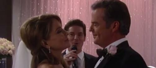 'General Hospital' spoilers - Monday, July 10 - Ned and Olivia dance as husband and wife (Image via Twitter @rachelwrowan)