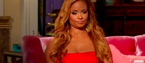 Gizelle Bryant from 'RHOP' reunion / YouTube Screenshot