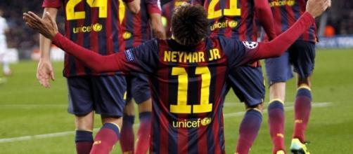 Hoy Digital - Barcelona pasa a semifinales con doblete de Neymar - com.do