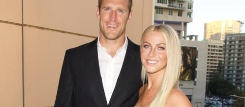 Julianne Hough's wedding to Brooks Laich is happening (Image Credit: 'Dancing with the Stars'/YouTube)