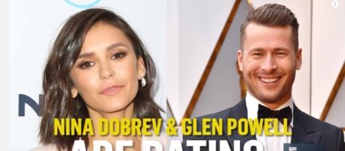 Nina Dobrev and Glen Powell Are Dating | E! News | YouTube