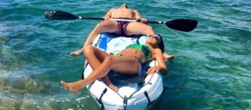 Sofía y su ¿nuevo chico?, juntos de vacaciones / Instagram (@Sofia_suescun)