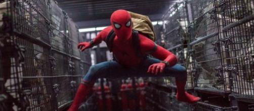 'Spider-Man: Homecoming' scales $117M in box office. / from 'WhazupNaija'- whazupnaija.com