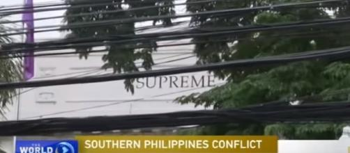 Supreme court in Philippines upholds martial law (Image credit CGTN | YouTube)