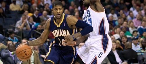 The Los Angeles Lakers remains a possibility for Paul George – Joshuak8 via WikiCommons