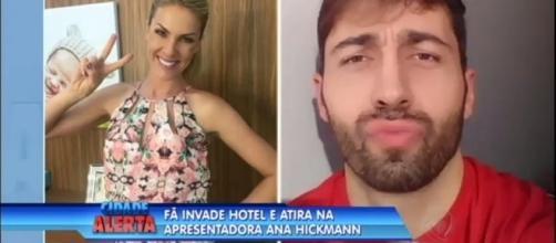 Volta à tona o perfil do homem que tentou assassinar Ana Hickmann