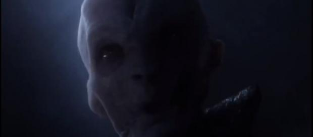 All of Supreme Leader Snoke Scenes in The Force Awakens -Star Wars Rebels/YouTube