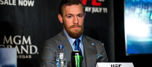 Conor McGregor, WWE - Photo: Wikimedia Commons (Andrius Petrucenia [CC BY-SA 2.0])
