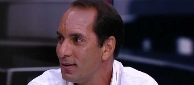 Edmundo - comentarista do Fox Sports