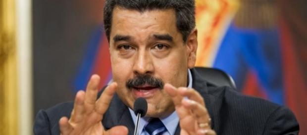 El presidente Nicolás Maduro asegura que con la Constituyente busca una salida pacífica a la crisis de Venezuela