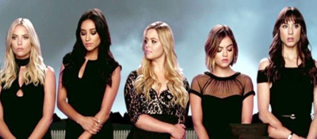 Elenco de 'Pretty Little Liars' (Foto: Reprodução)