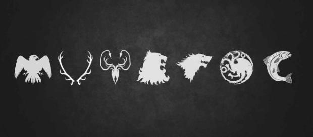 Game of Thrones - Houses - CC BY