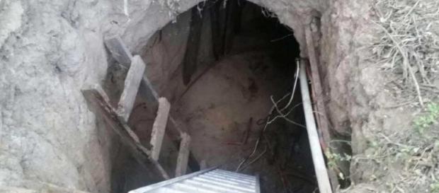 Hallan túnel de 300 mts. afuera de penal de Reynosa | Excélsior - com.mx