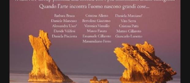 Locandina dell'evento a Terrasini