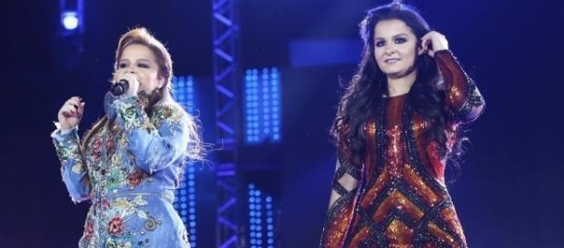 Maiara e Maraisa passam sufoco durante show
