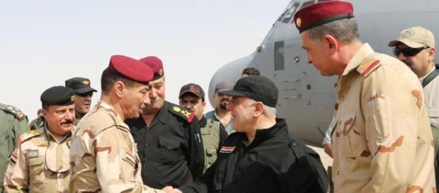 Mosul ha sido liberada, primer ministro iraquí proclama victoria ... - com.ni
