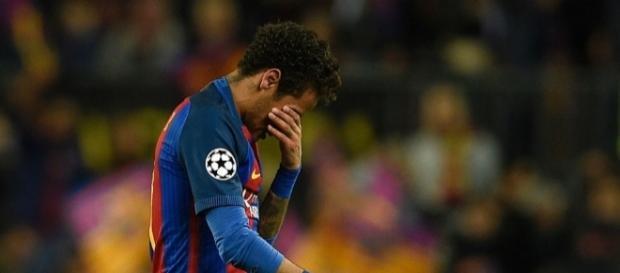 Neymar estaria pensando en migrar