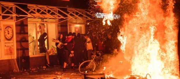 Organisierte oder spontane Gewalt (Quelle: Ashampoo Snap-shot)