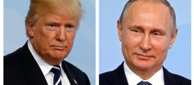 Trump's Meeting With Putin - The Atlantic - theatlantic.com