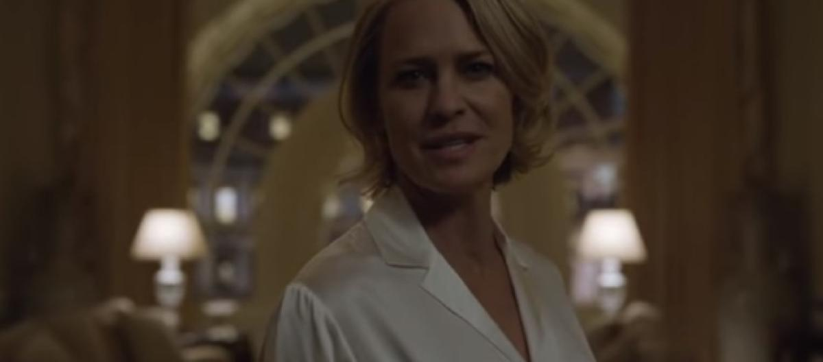 House Of Cards Season 6 Will Jane Davis Join Claire Underwood S