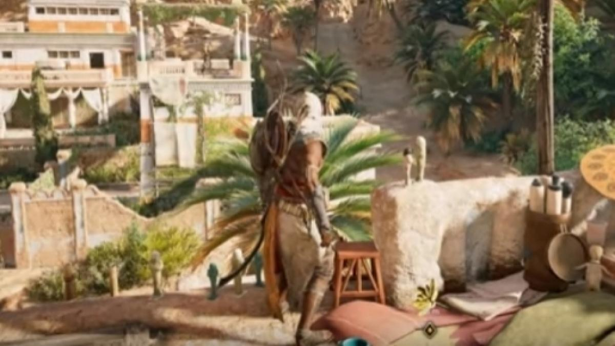 Assassin S Creed Origins Gameplay Best Features Confirmed In