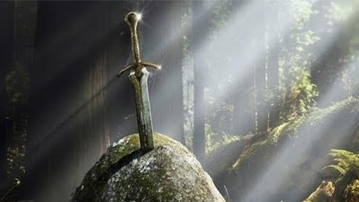 Resultado de imagen de Excalibur