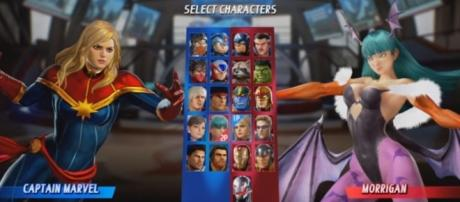 """A new PS4 gameplay video for """"Marvel vs. Capcom Infinite"""" teases awesome character moves and combos. YouTube/PlayStation"""