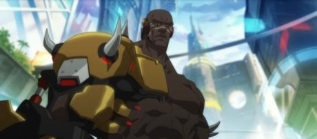 "Doomfist is the 25th hero in ""Overwatch"" and is the 8th hero in the offense department (via YouTube/PlayOverwatch)"