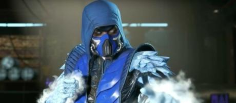 Sub-Zero is finally making an appearance in 'Injustice 2' today (Injustice/Youtube)