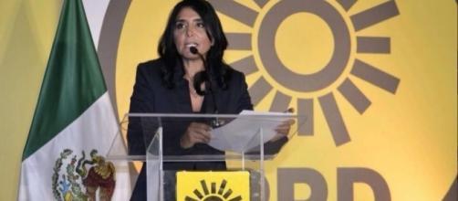 Alejandra Barrales debe esclarecer forma y figuras del Frente Amplio antes de pedir que se unan a él (foto: televisa.com)